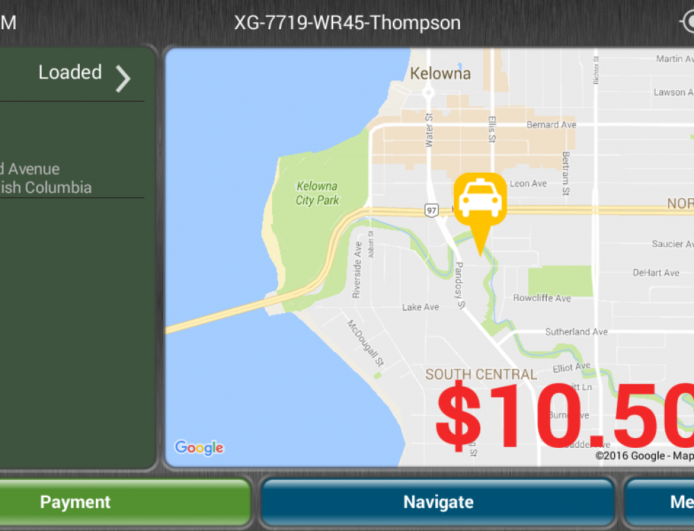 Taxi Commander Announces Integrated Taxi Soft Meter