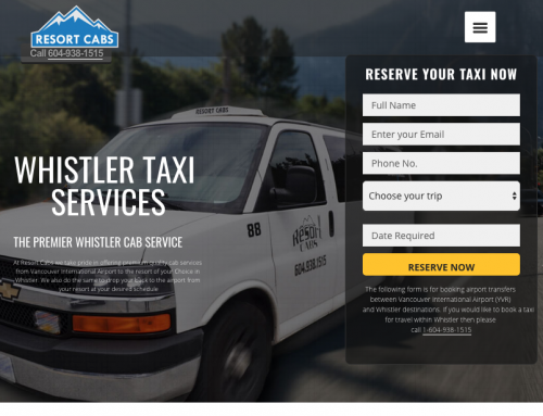 Build Your Taxi Business , Part Two