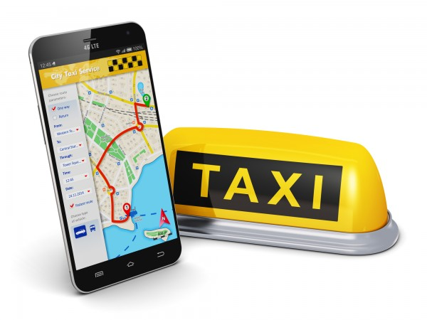 taxi software features
